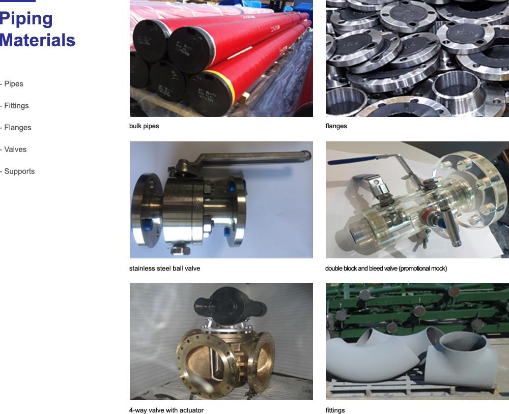 bulk pipes
